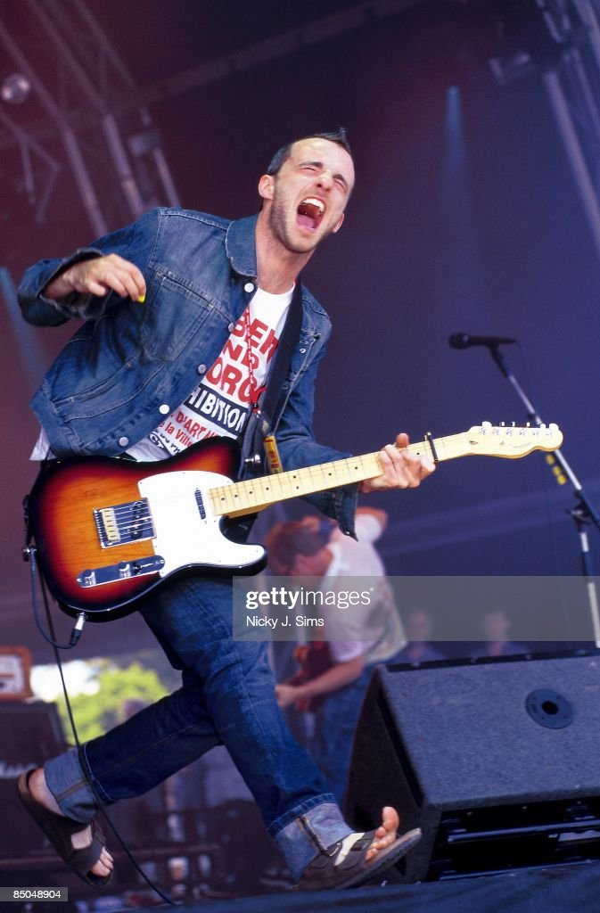 V FESTIVAL Photo of Fran HEALY and CAPO and TRAVIS, Fran Healy