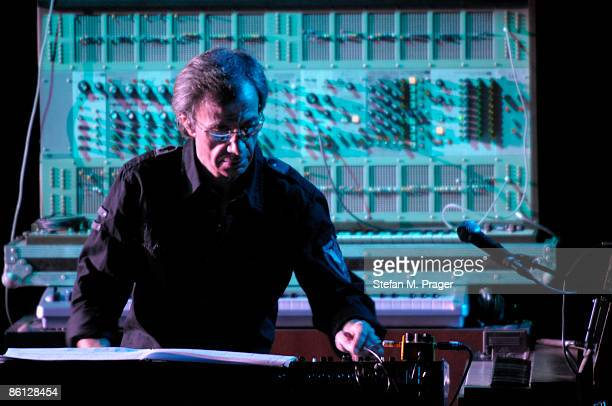 PHILHARMONIE Photo of Francis RIMBERT Francis Rimbert performing on stage keyboards