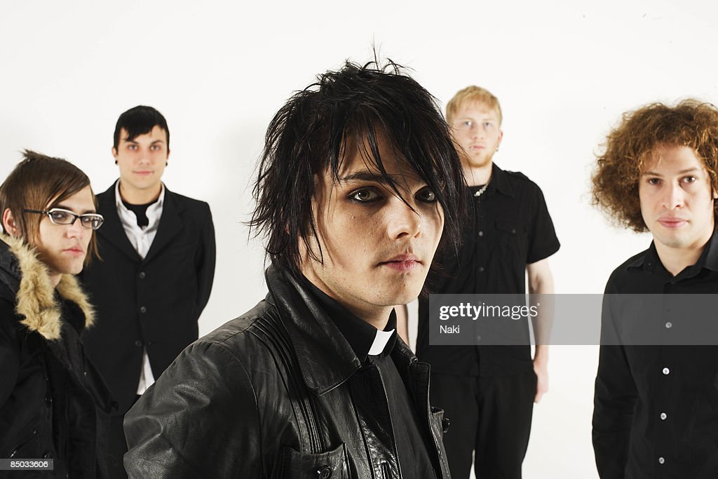Photo of Frank IERO and Gerard WAY and Ray TORO and MY CHEMICAL ROMANCE : News Photo