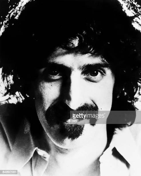 Photo of Frank ZAPPA Posed portrait of Frank Zappa