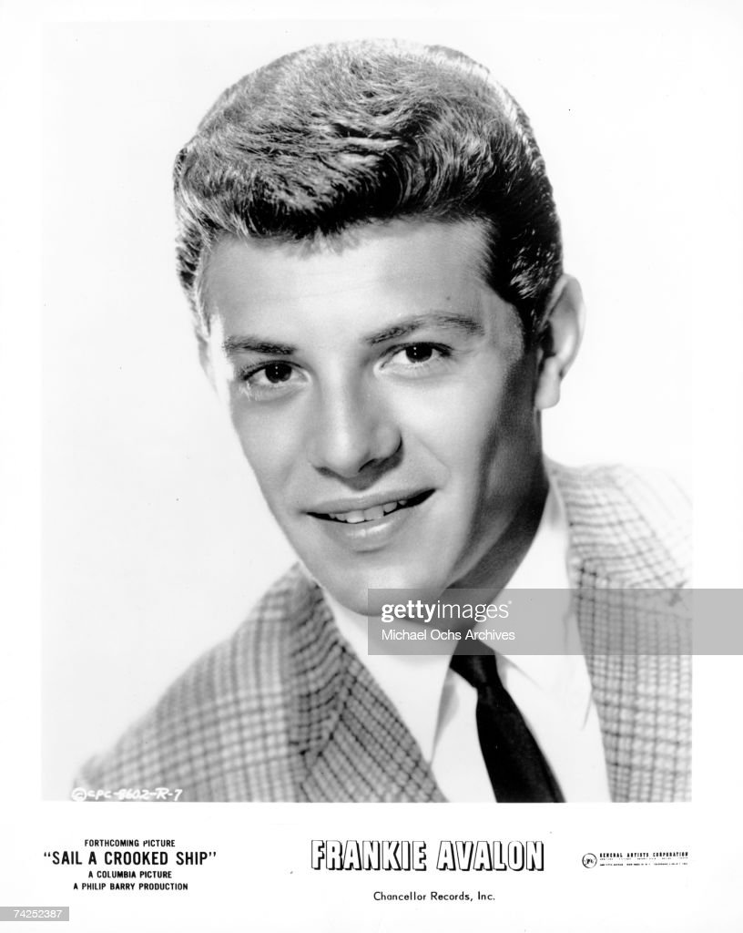 Frankie Avalon Pics intended for photo of frankie avalon pictures | getty images