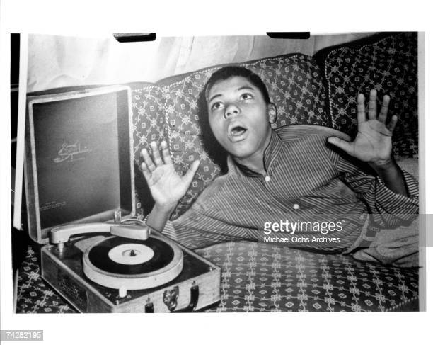 Photo of Frankie Lymon and Teenagers Photo by Michael Ochs Archives/Getty Images