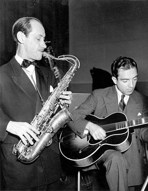 IL: 30th May 1901 - Musician Frankie Trumbauer Is Born