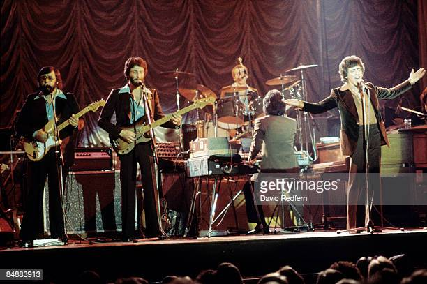 Photo of Frankie VALLI and FOUR SEASONS Frankie Valli and the Four Season performing on stage