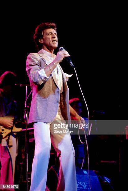 Photo of Frankie VALLI Frankie Valli performing on stage