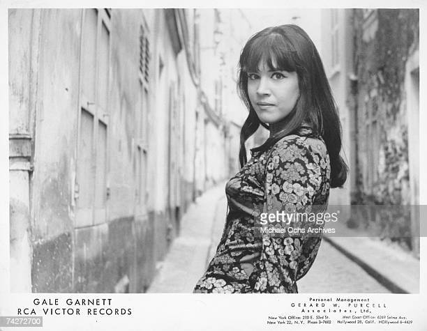 Photo of Gale Garnett Photo by Michael Ochs Archives/Getty Images
