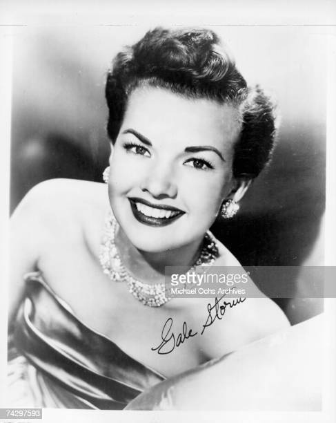 Photo of Gale Storm Photo by Michael Ochs Archives/Getty Images