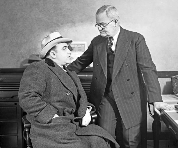 IL: 17th October 1931 – Al Capone Is Convicted Of Income Tax Evasion
