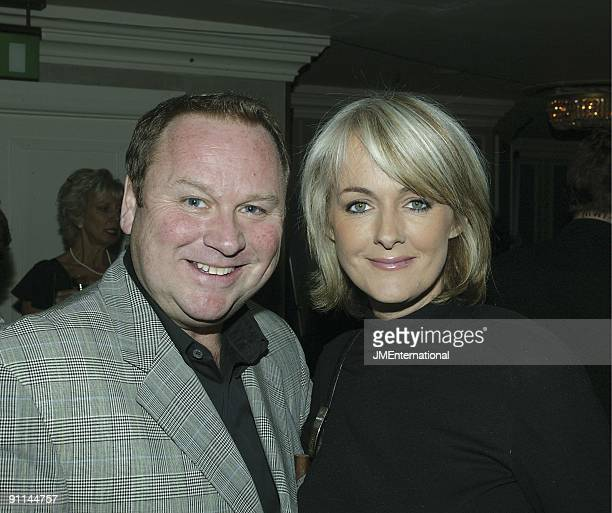 Photo of Gary FARROW with his partner Jane Moore