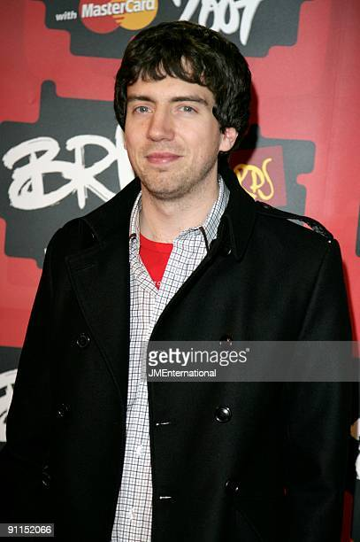 COURT Photo of Gary LIGHTBODY and SNOW PATROL Gary Lightbody at the Brit Awards