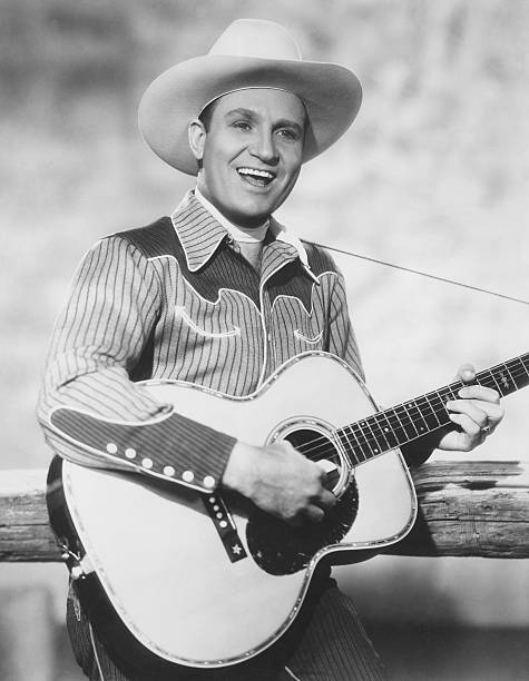 Photo of Gene Autry Photo by Michael Ochs Archives/Getty Images