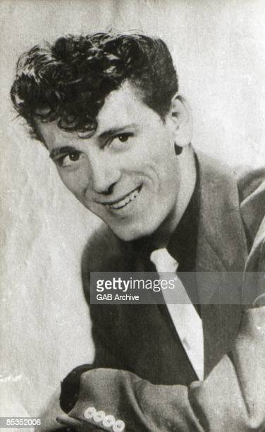 Photo of Gene VINCENT Portrait