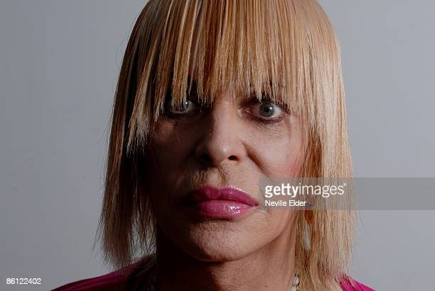Photo of Genesis P ORRIDGE Genesis P Orridge transgender singer and founder of highly influential alternative rock groups Psychic TV and Throbbing...