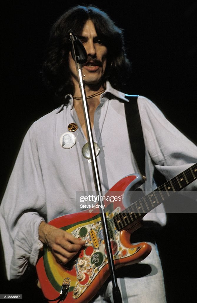 Photo of George HARRISON : News Photo