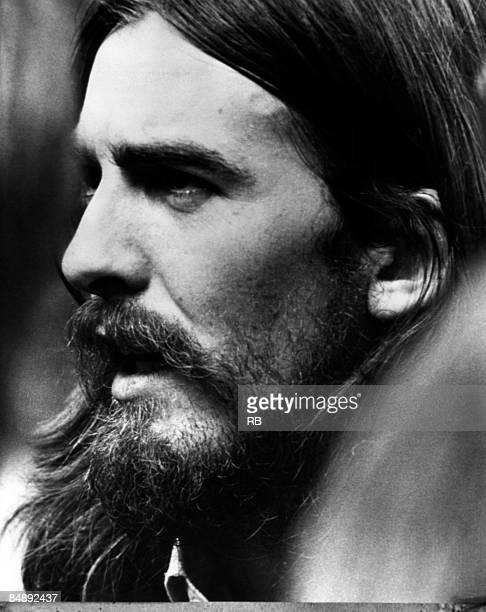 Photo of George HARRISON Posed portrait of George Harrison