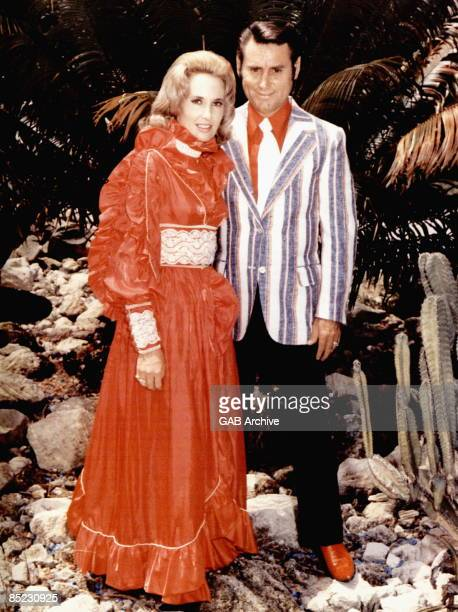 Photo of George JONES and Tammy WYNETTE
