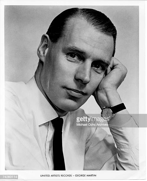 Photo of George Martin Photo by Michael Ochs Archives/Getty Images