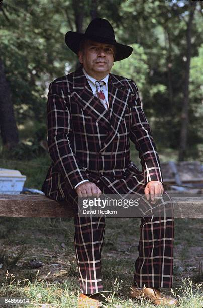 FESTIVAL Photo of George MELLY