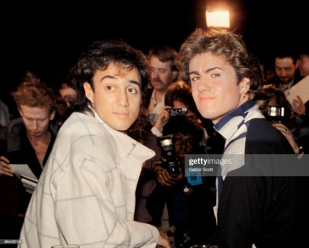Photo of George MICHAEL and WHAM! : News Photo