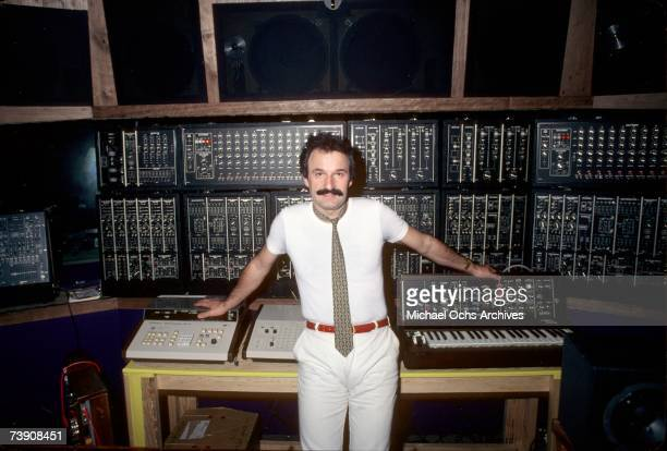 Photo of Georgio Moroder
