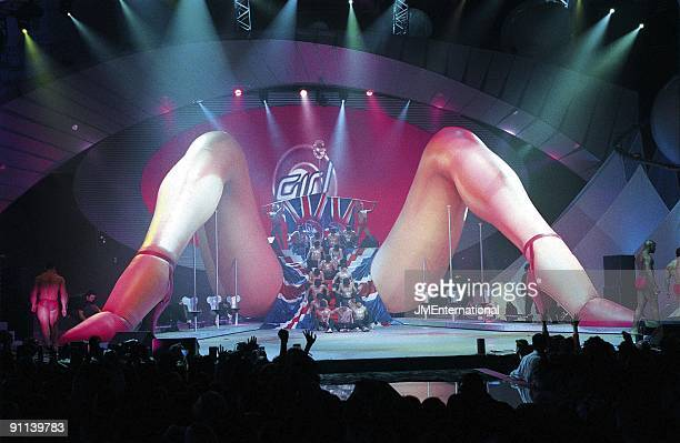Photo of Geri HALLIWELL, performing live onstage