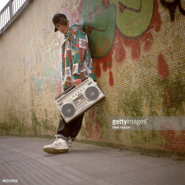 Photo of GHETTO BLASTER and STREET STYLE