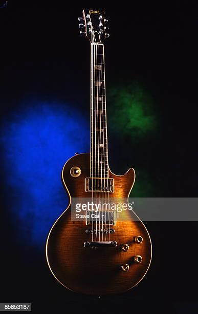 UNSPECIFIED CIRCA 2000 Photo of GIBSON GUITARS and INSTRUMENTS and GUITAR and GIBSON LES PAUL GUITAR 1959 Gibson Les Paul Standard once owned by...