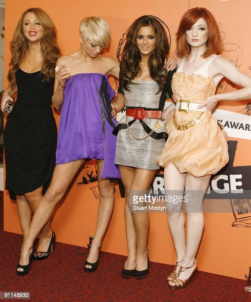 HOTEL Photo of GIRLS ALOUD and Kimberley WALSH and Sarah HARDING and Cheryl COLE and Nicola ROBERTS Kimberley Walsh Sarah Harding Cheryl Cole and...