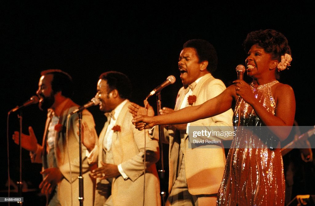 Photo of Gladys KNIGHT & The Pips : News Photo
