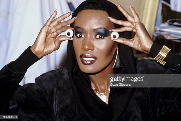 Photo of Grace JONES