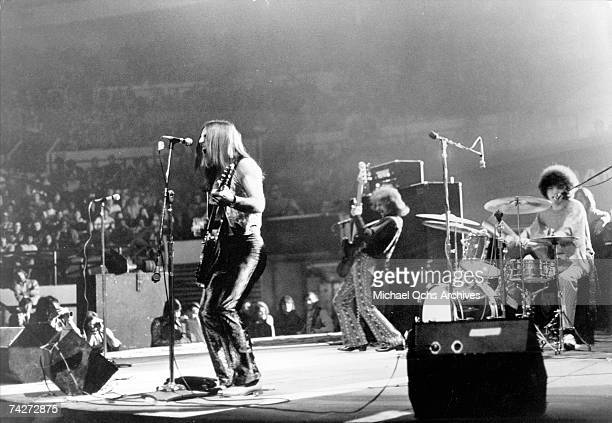 Photo of Grand Funk Railroad Photo by Michael Ochs Archives/Getty Images