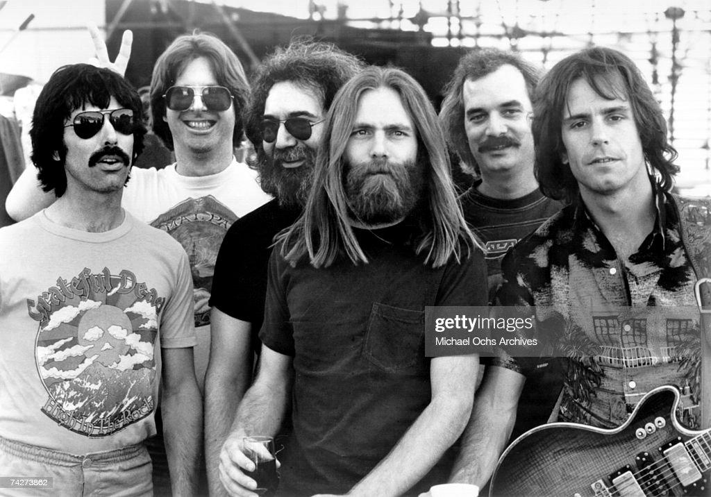 Photo of Grateful Dead : News Photo