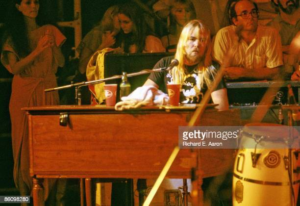 Photo of Gregg Allman and ALLMAN BROTHERS
