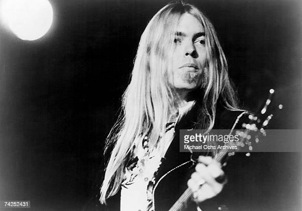 Photo of Gregg Allman Photo by Michael Ochs Archives/Getty Images