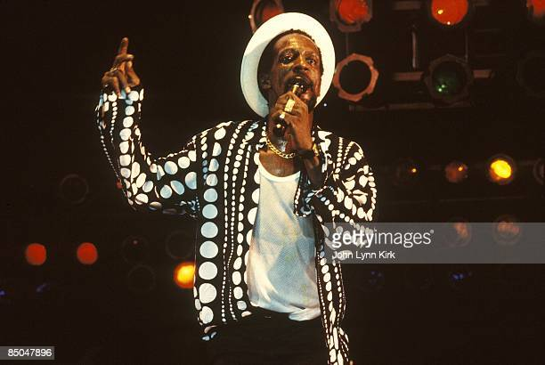 SUNSPLASH Photo of Gregory ISAACS Event 1991