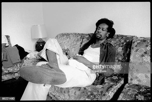 Photo of Gregory ISAACS Gregory Isaacs in London UK 5241984