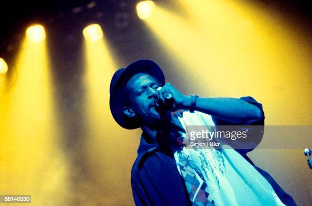 ACADEMY Photo of Gregory ISAACS
