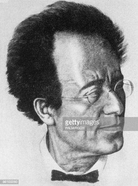 Photo of Gustav MAHLER Gustav Mahler Composer
