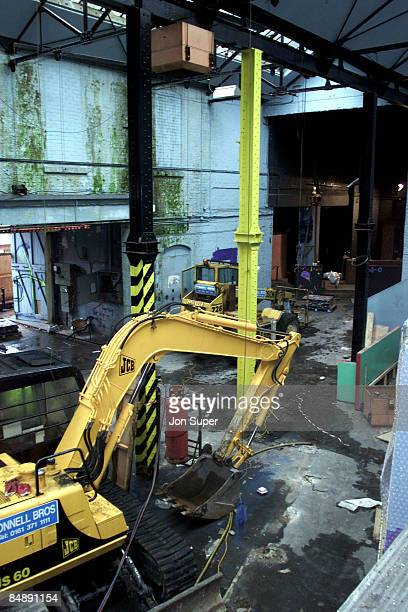 Photo of HACIENDA CLUB Demolition of the Club