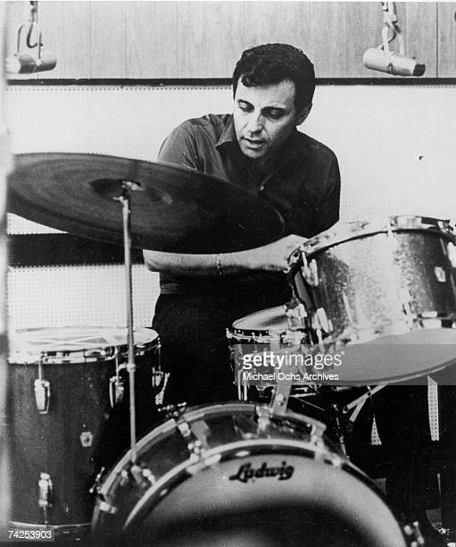 Photo of Hal Blaine Photo by Michael Ochs Archives/Getty Images