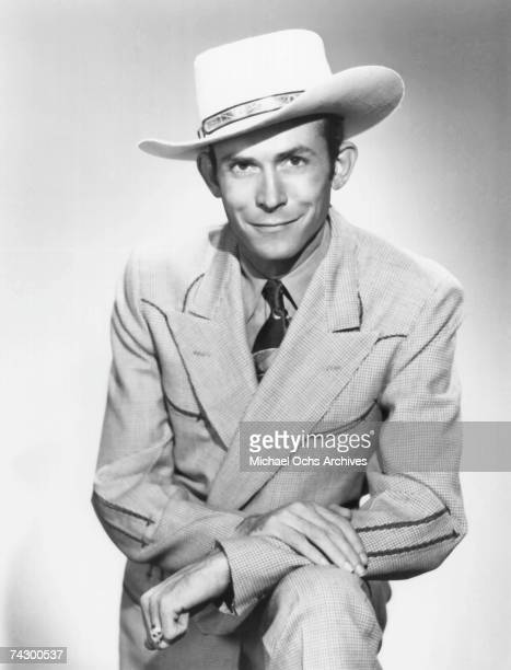 Photo of Hank Williams Photo by Michael Ochs Archives/Getty Images