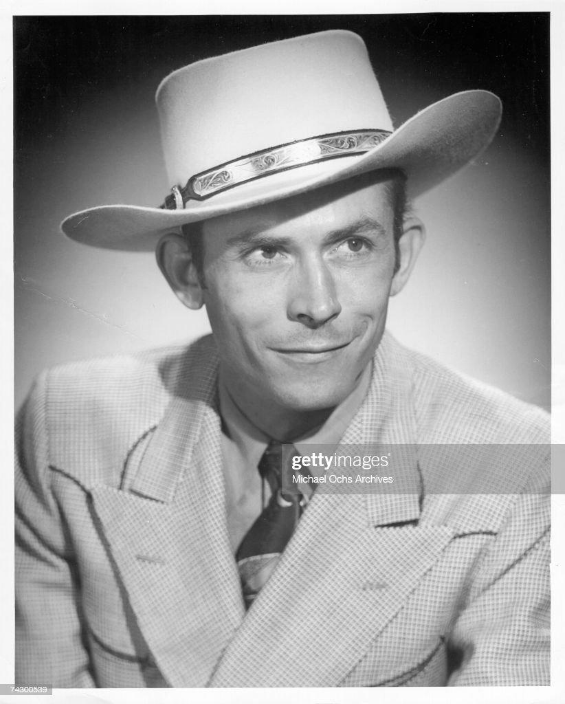 Photo of Hank Williams : News Photo