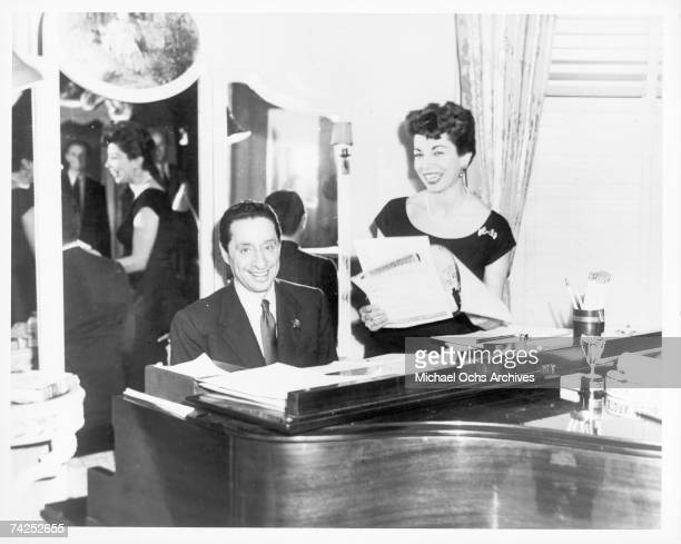Photo of Harold Arlen Photo by Michael Ochs Archives/Getty Images