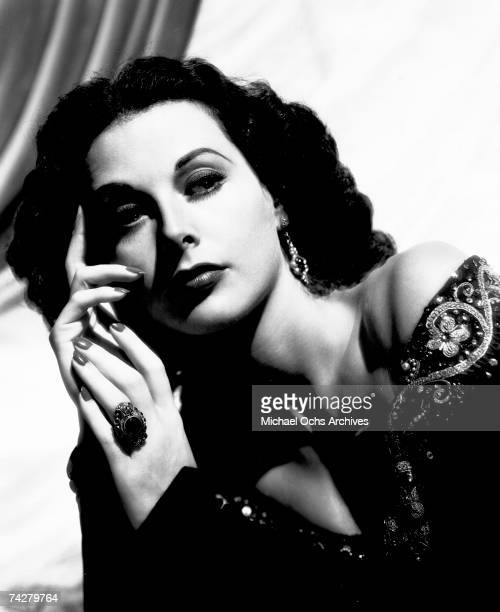 Photo of Hedy Lamarr Photo by Michael Ochs Archives/Getty Images