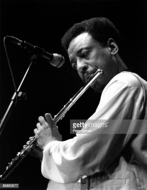 Photo of Henry THREADGILL performing live on stage