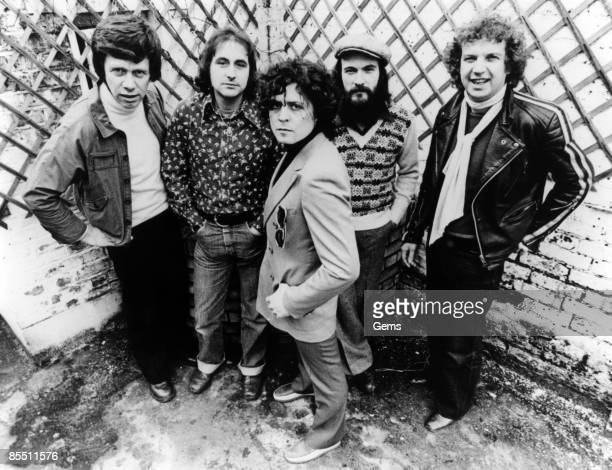 Photo of Herbie FLOWERS and Marc BOLAN and T REX Herbie Flowers Miller Anderson Marc Bolan Dino Dines Tony Newman