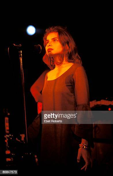 UNITED STATES AUGUST 01 Photo of Hope SANDOVAL and MAZZY STAR