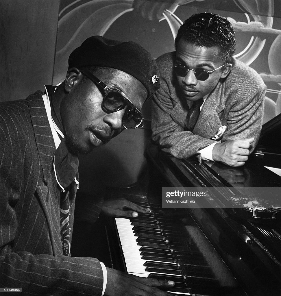 Photo of Howard McGHEE and Thelonious MONK : Photo d'actualité