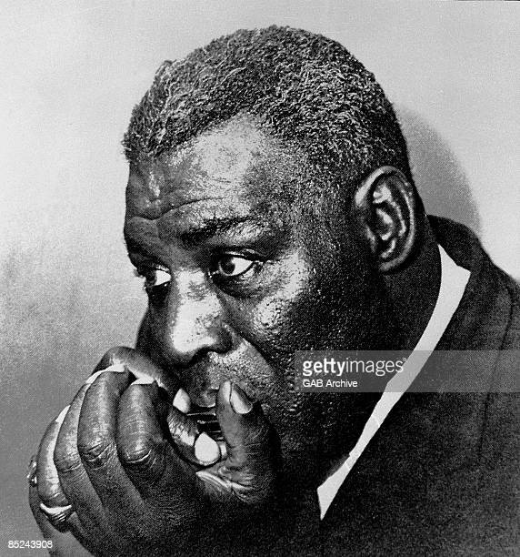 Photo of Howlin WOLF and Howlin' WOLF, -