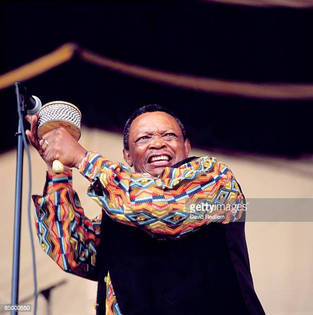 FESTIVAL Photo of Hugh MASEKELA